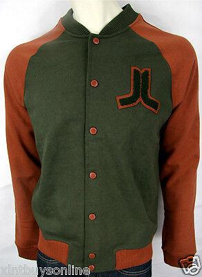 WeSC   Raglan Baseball Jacket Balker Forest Night  WESC