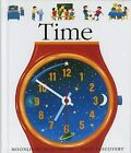 Time by Celine Bour-Chollet, Jeunesse Gallimard, Jean-Pierre Verdet, Donald Grant, Daniel Moignot (Hardback, 1994)