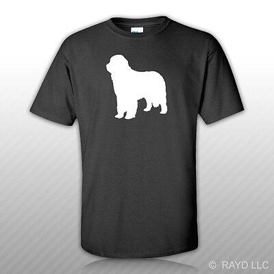 Newfoundland T-Shirt Tee Shirt Gildan S M L XL 2XL 3XL Cottondog canine pet