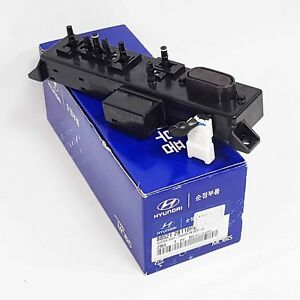 Left Front Genuine Hyundai 88521-0W110-HZ Power Seat Switch Assembly