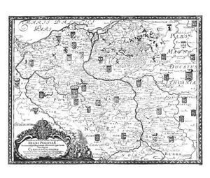 Antique-map-Auctior-et-Correctior-Tabula-Chorographica-Regni-Poloniae