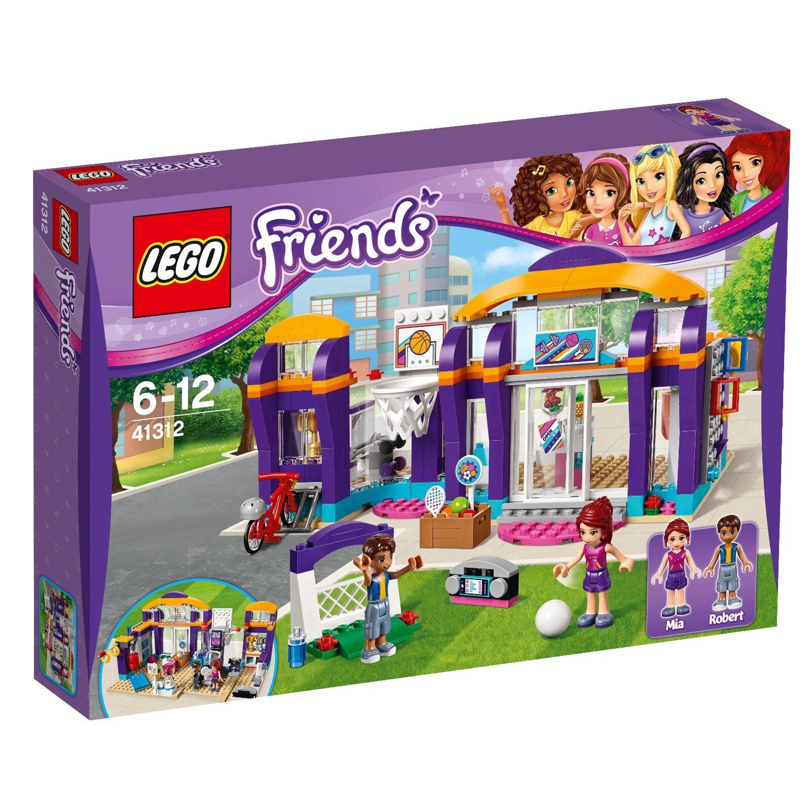 LEGO® Friends 41312 Heartlake Sportzentrum NEU OVP_ Heartlake Sports Center NEW