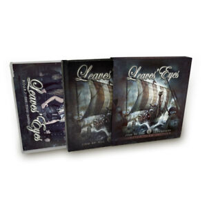 LEAVES-039-EYES-Sign-Of-The-Dragonhead-Tour-Edition-Digibook-3CD-884860238922
