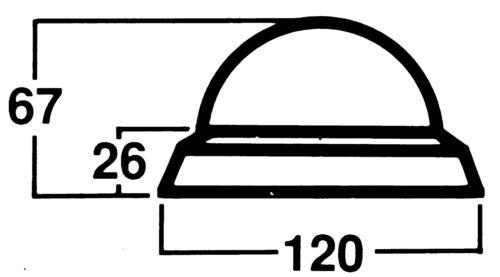 Garmin Kompass 85E Chrom Aufbaumontage Beleuchtung Navigation Motorboot Silva