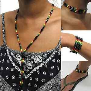 Reggae-Magnet-Bracelet-Roots-Jah-Rasta-Vibes-Jamaica-Bob-Africa-Reggae-1sz-Fit