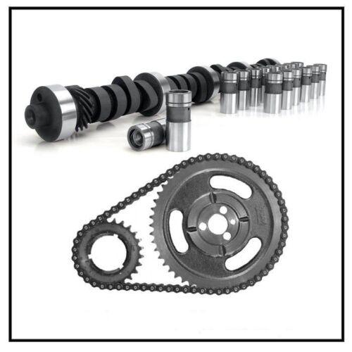 Pontiac 350 400 428 455 Cam /& Lifter Kit W// Timing 268H Performance Camshaft
