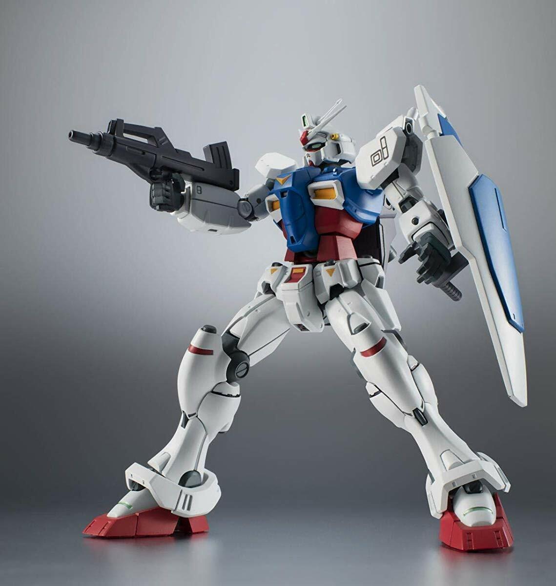 Web oficial Robot Spirit RX-78GP01 Gundam projootipo 01 01 01 Ver. a.n.i.m.e. Japón  aquí tiene la última