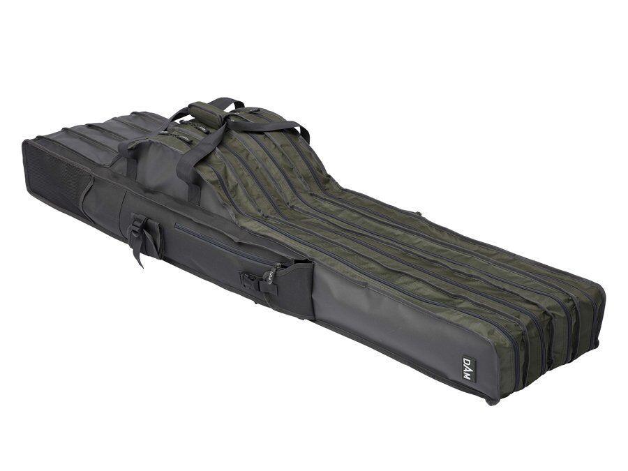 D.A.M Multi-Compartment Rod Bags 110cm - 170cm 2 compartment NEW 2019