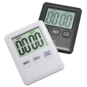 LCD-Display-Digital-Kitchen-Cooking-Timer-Count-Down-Up-Clock-Alarm-Magnetic-T