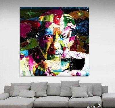 Pablo Femme au beret rouge Gemälde Grösse 60x80 Kunstdruck Artprint Picasso