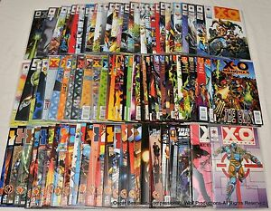 X-O-Manowar-Complete-Series-1-Series-2-Lots-WOW-Valiant-Acclaim-97-Issues