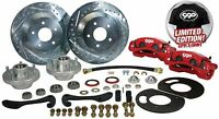 61 62 63 64 Lincoln Continental Front Big Brake Disc Conversion Kit