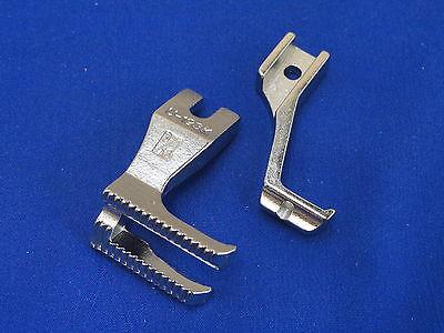 Right Toe Zip Foot Zipper Wimsew 3300 797 Pf 5318 Walking Foot Sewing Machine
