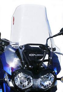 BULLE-TOURING-TRIUMPH-TIGER-1200-EXPLORER-12-15-XC-13-15-Fume-Clair