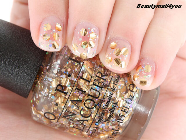 OPI Nail Polish (T58 When Monkeys Fly! ) Disney's Oz The Great and Powerful
