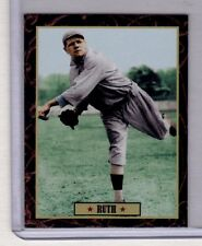 Babe Ruth 1915 Boston Red Sox rookie season Ultimate Baseball Card Collection #5