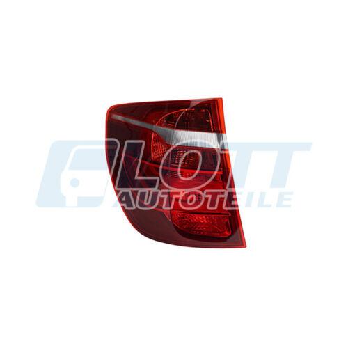2x Heckleuchte Rücklicht links rechts für LED außen für BMW X3 F25 09//10