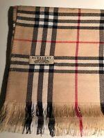 Tørklæde, 100% cashmere tørklædesjal, Burberry