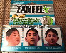 NEW ZANFEL Poison Ivy Oak Sumac 1 oz. Tube Itch Relief Wash Expires 01/2023 NIB