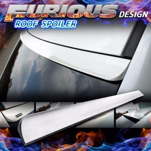 FURIOUS DESIGN //// PAINTED 11-15 CHEVROLET CAMARO 5TH WINDOW VISOR ROOF SPOILER