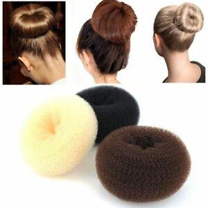 Accessories Beauty Bun Maker Hair Ring Magic Donut Shaper Hair Styling Tools