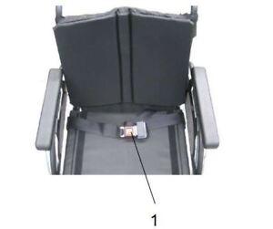 Sicherheitsgurt-Beckengurt-2-Punkt-universal-Pflege-Standard-Leicht-Rollstuhl