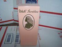 White Shoulders Eau De Cologne 4.5 Fl Oz - And Sealed