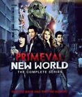 Primeval World The Complete Series 3 Disc Set 2013 Region a Blu Ray
