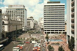 1960-039-s-1970-039-s-QUEEN-ST-AUCKLAND-NEW-ZEALAND-POSTCARD-NEW