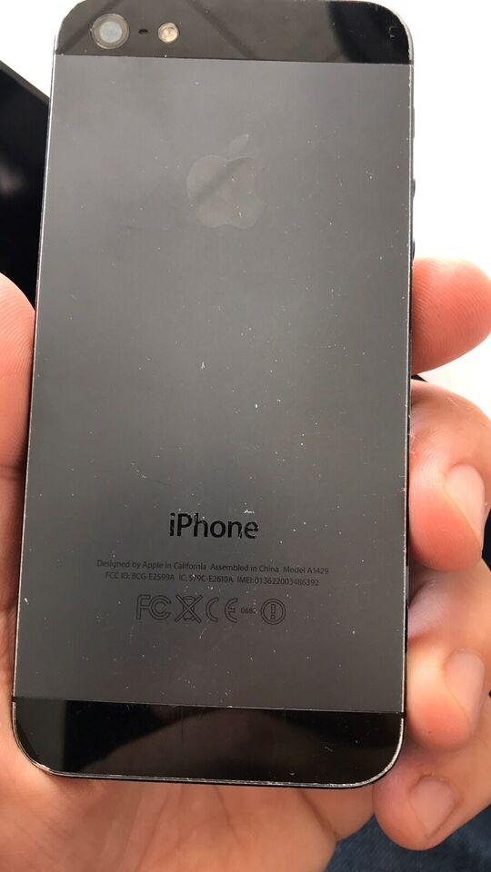 iPhone 5, 8 GB, Defekt