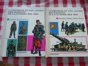 L-039-uniforme-et-les-armes-des-soldats-de-la-guerre-de-1914-1918-T1-et-T2-Funcken