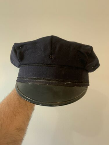 vintage 8 Point Hat