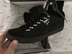 846da5c6c SDCc 2017 PUMA Clyde Sock Black Panther BAIT Size 11 Deadstock 42 of ...