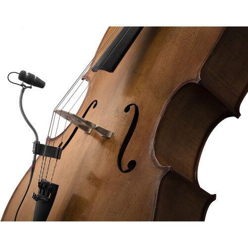 DPA Microphones VO4099C condenser microphone Cello