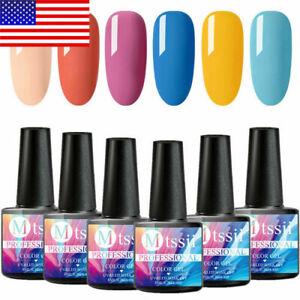 6Pcs-MTSSII-8ML-UV-Gel-Nail-Polish-Set-Soak-Off-Nail-Gel-Varnish-Nails-Manicure