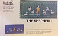 Creative Keepsakes Smocking Plate- The Shepherd