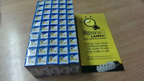 CLEARANCE LIGHT BULB HALOGEN CAPSULE LAMPS M9 12V 5W G4 x 20