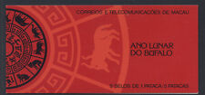 MACAO - 1985 YEAR OF THE OX BOOKLET  SG.SB2  (REF.B34)
