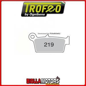43021901-PASTIGLIE-FRENO-POSTERIORE-OE-HONDA-CRM-250-R-1993-250CC-SINTERIZZATE