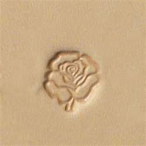 W965 Craftool Rose Stamp Tandy Leather 6965-00