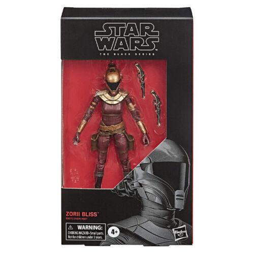 "Brand New Star Wars Zorii Bliss The Black Series 6/"" Figure"