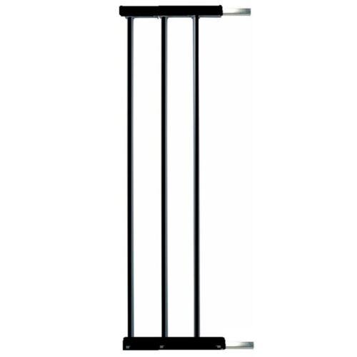 Safetots no Tornillo escalera Gate negra bebé puerta extensión 20.5cm