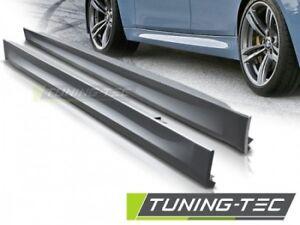 Coppia-Set-Minigonne-Laterali-Tuning-BMW-F30-F31-10-2011-gt-look-M3-STYLE