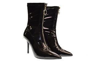 Tacco Nero Donna Gd05v Alto Stivaletti gold Scarpe Gold A18 vIw4q04