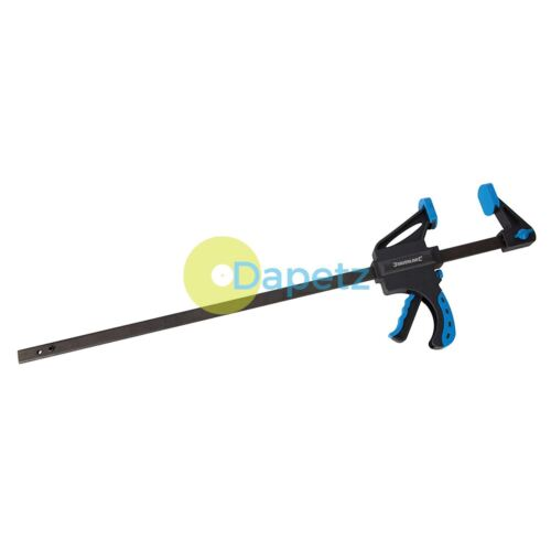 Quick Clamp Heavy Duty 600mm Strong Quick Release Spreading Woodwork Caprentry