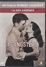 I GANGSTERS - DVD