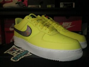 SALE NIKE AIR FORCE 1 LOW 07 LV8 YELLOW