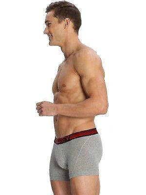 S M L XL Jockey Men/'s Zone Stretch Boxer Briefs