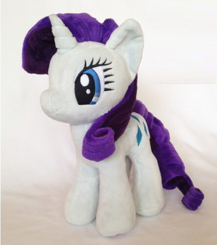 02a321e7150 4th Dimension My Little Pony Rarity 12 Plush Tax for sale online