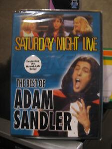 Saturday-Night-Live-Best-of-Adam-Sandler-DVD-1999-RARE-BRAND-NEW